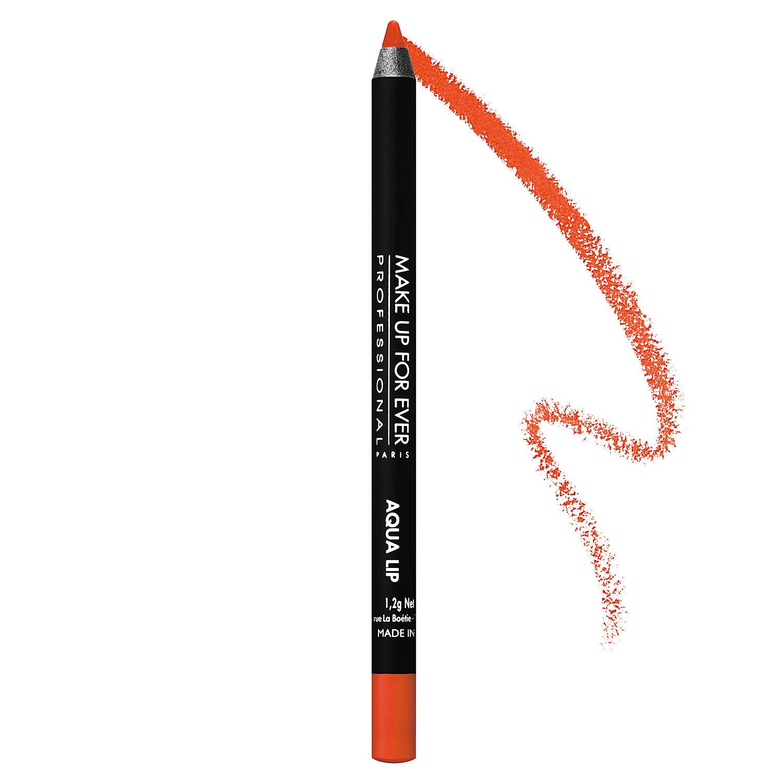 Makeup Forever Aqua Lip Pencil Bright Orange 17C