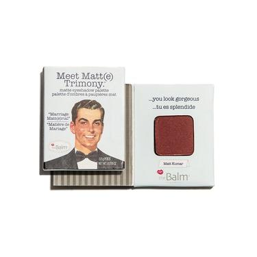 The Balm Meet Matt(e) Trimony Single Eyeshadow Matt Kumar Mini