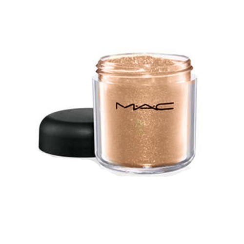 MAC Pigment Gold Mode Tub