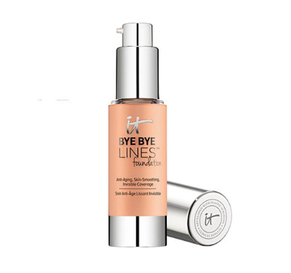 IT Cosmetics Bye Bye Lines Foundation Tan