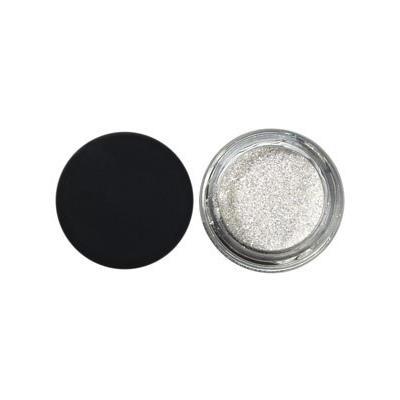 MAC Brilliants Glitter Tub White