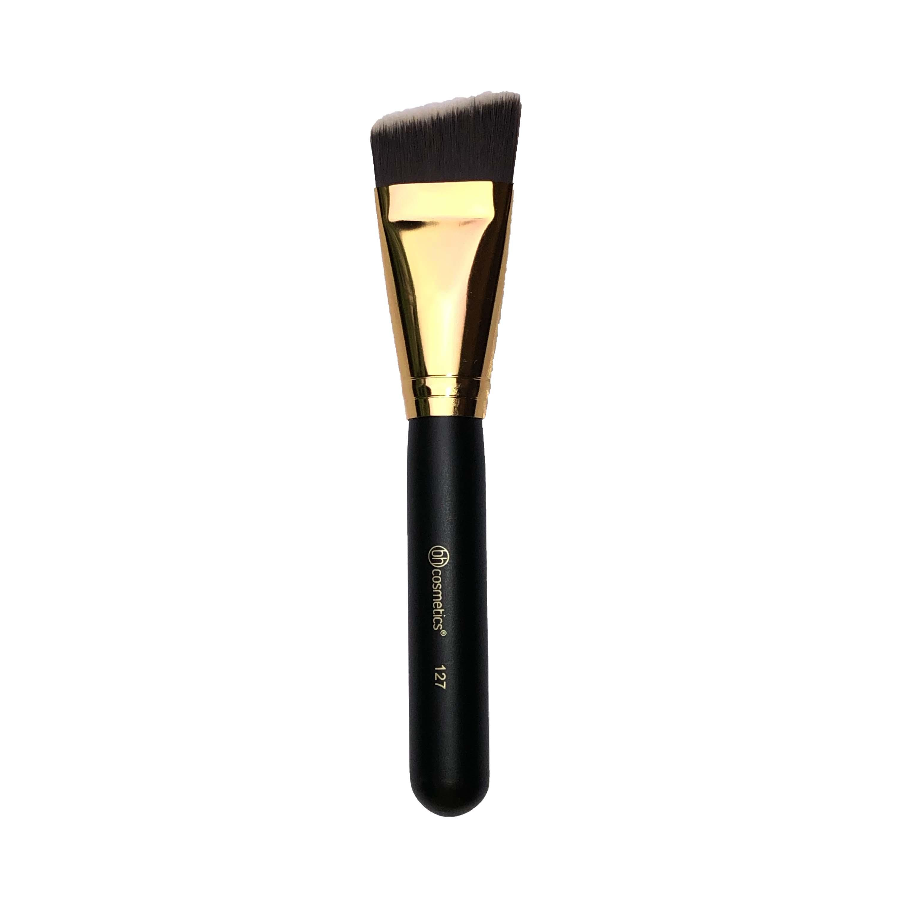 BH Cosmetics Large Chisel Perfection Face Brush 127