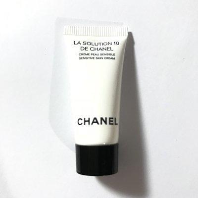 Chanel La Solution 10 De Chanel Sensitive Skin Cream Mini