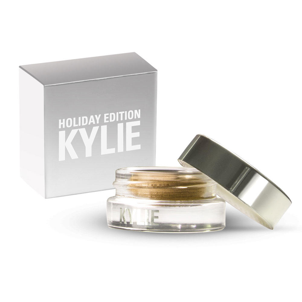 Kylie Creme Gel Shadow Holiday Edition Yellow Gold