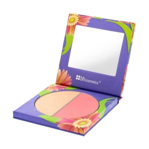 BH Cosmetics Floral Blush Duo Daisy