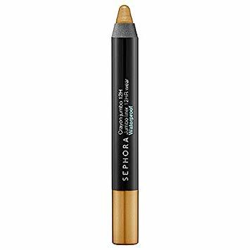 Sephora 12HR Wear Waterproof Jumbo Liner Gold 08
