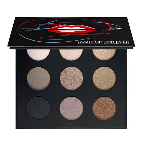 Makeup Forever 9 Artist Eyeshadow Palette 1