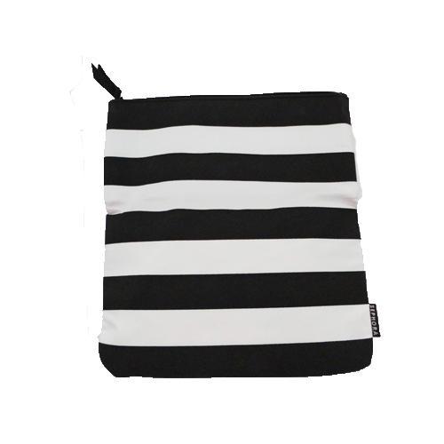 Sephora basic Stripe Makeup Bag