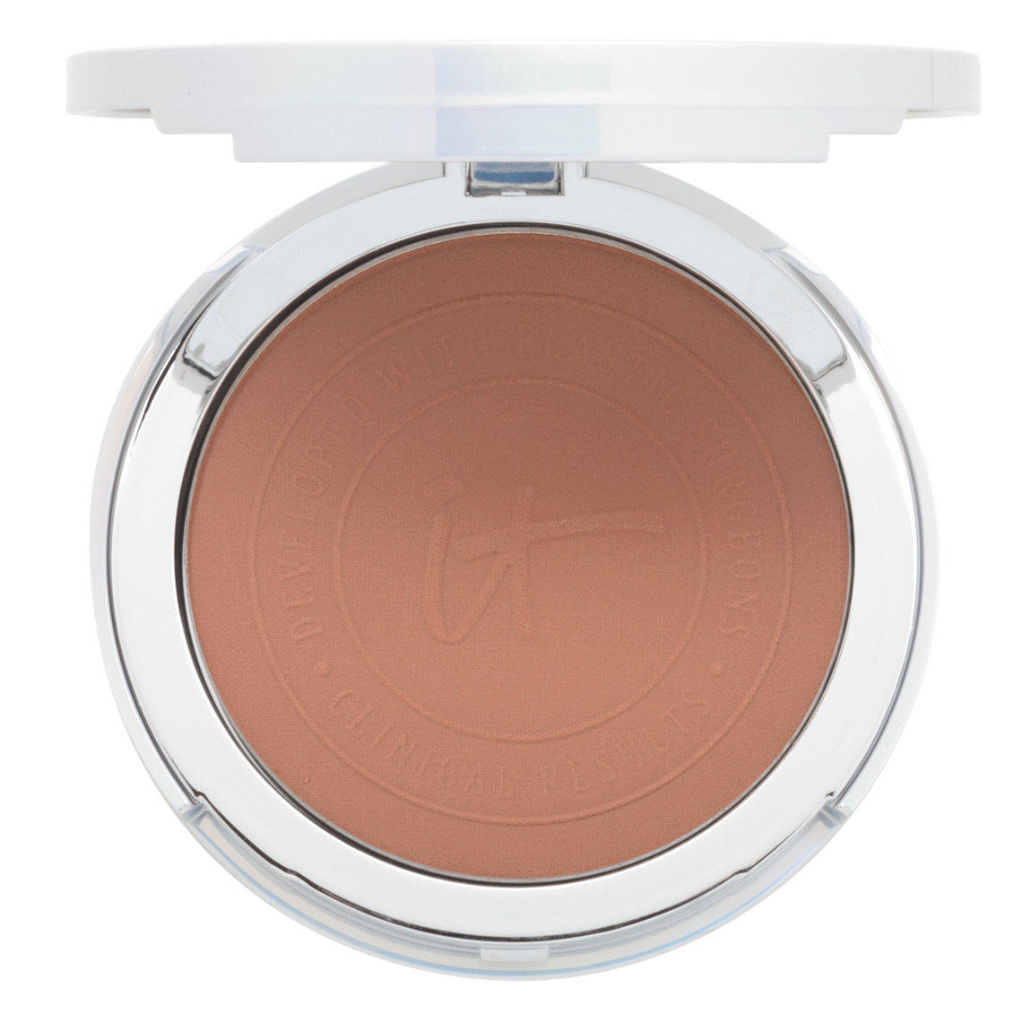 IT Cosmetics Your Skin But Better CC+ Airbrush Perfecting Powder Deep