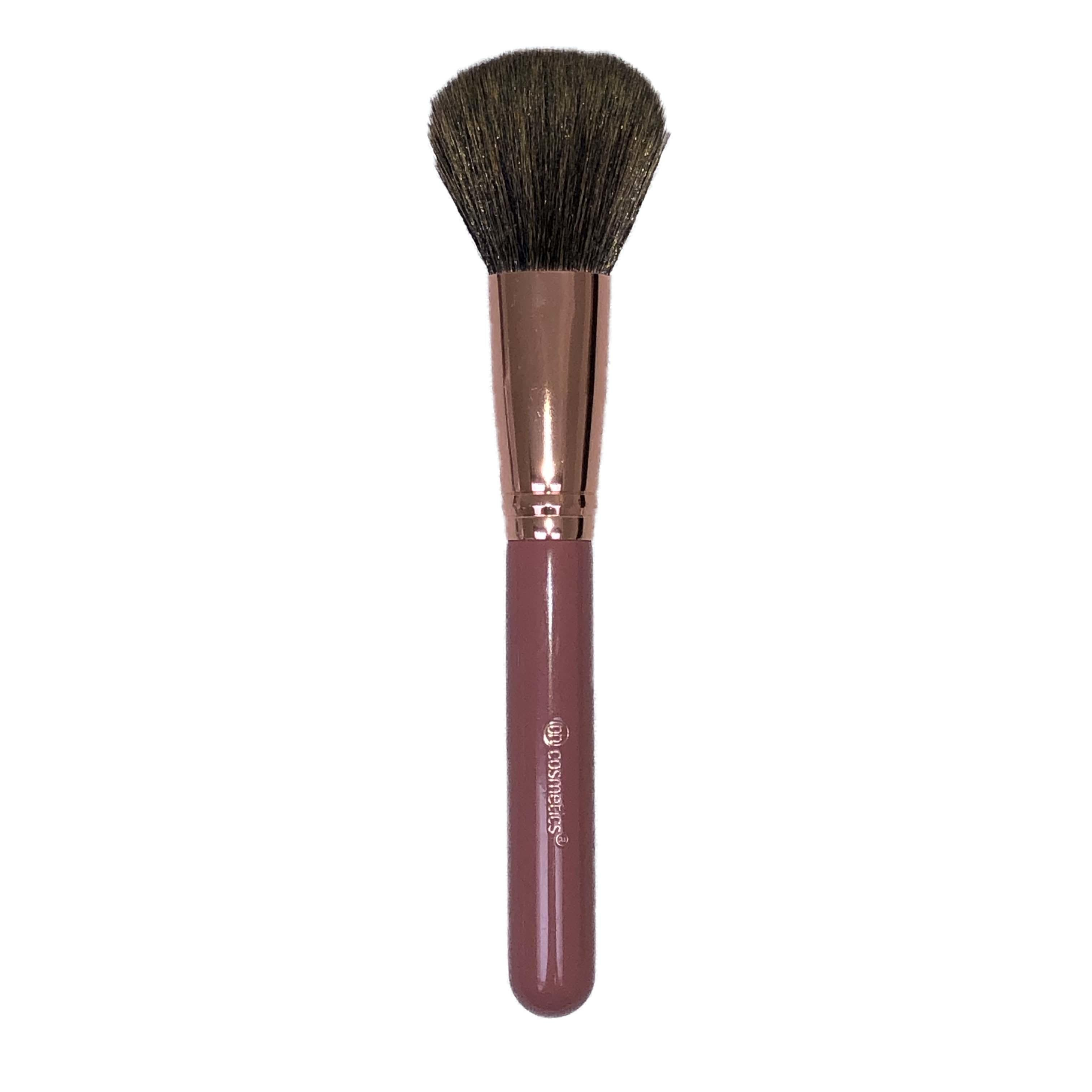 BH Cosmetics Jumbo Rounded Fluffy Face Brush Pink