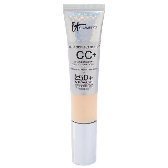 IT Cosmetics CC+ Color Correcting Full Coverage Cream Fair 32ml