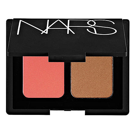 NARS Blush Bronzer Face Duo Orgasm & Laguna Travel Size