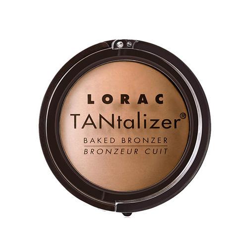 LORAC TANtalizer Baked Bronzer Matte Tan
