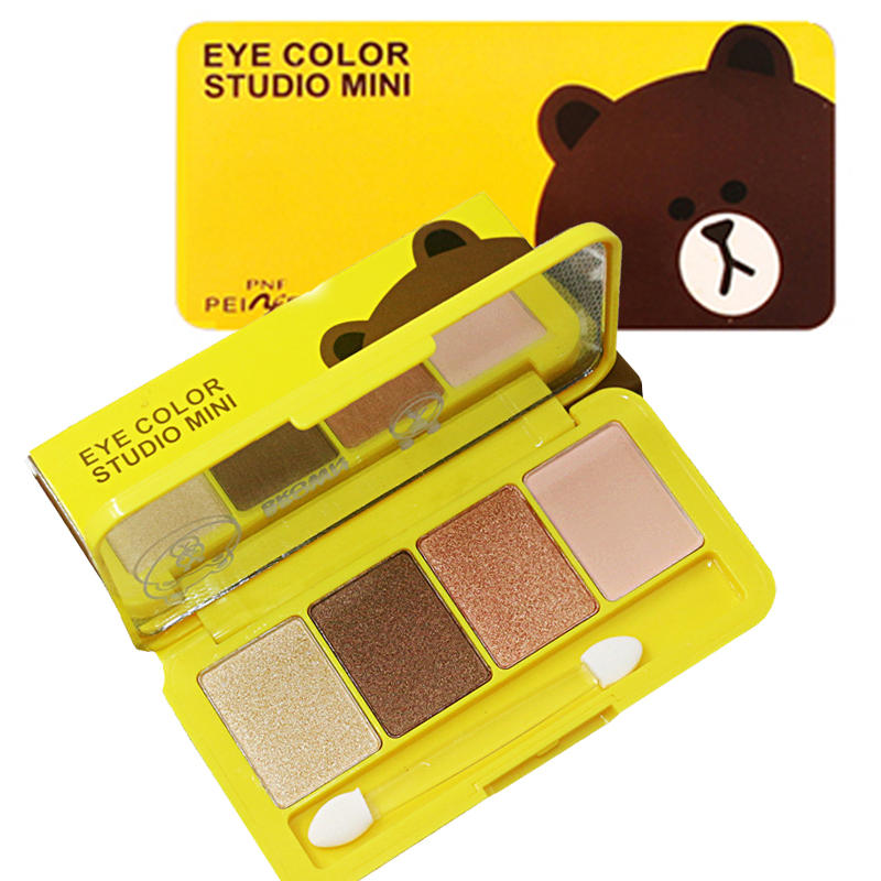Peinifen Eye Color Studio Mini Line Friends Palette