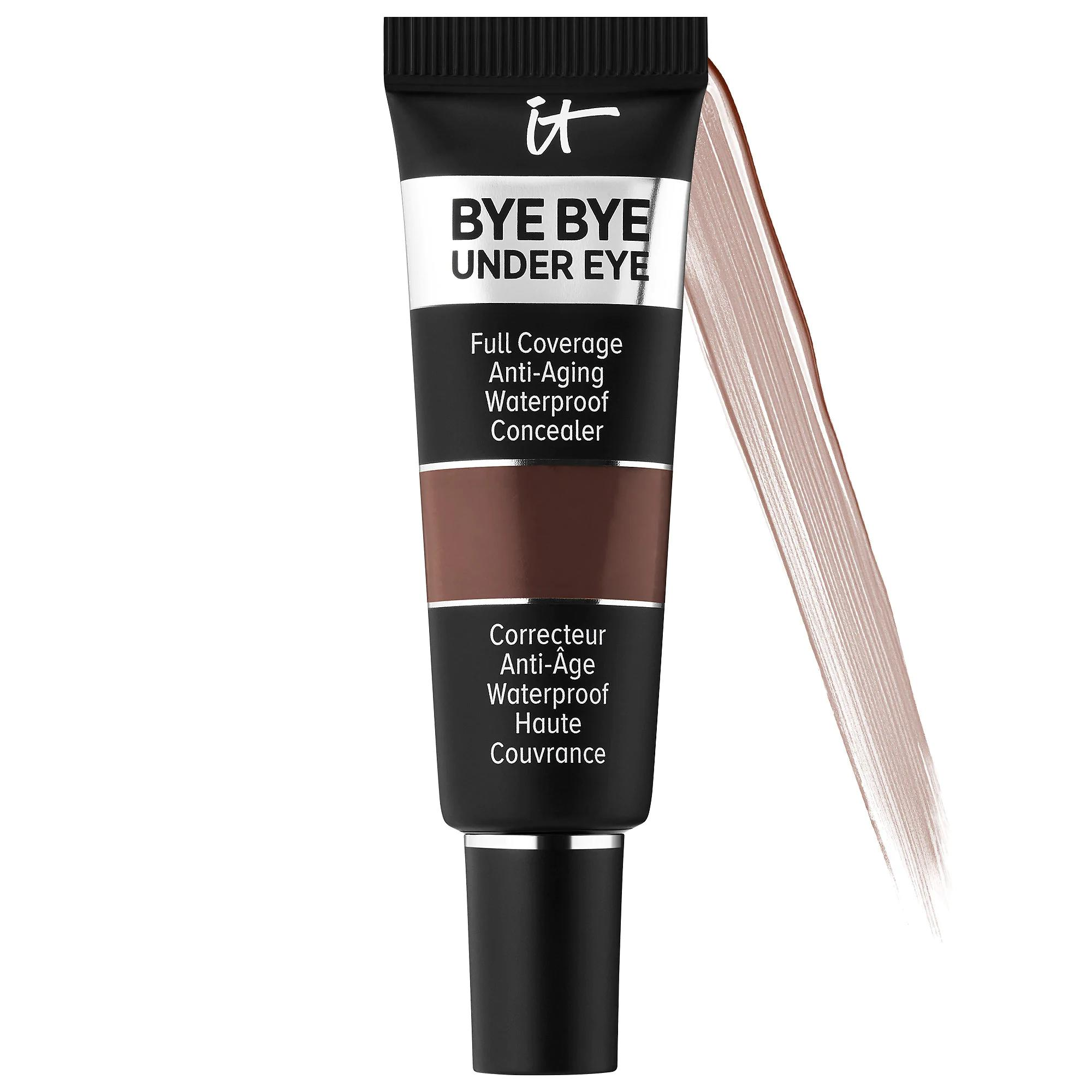IT Cosmetics Bye Bye Under Eye Full Coverage Concealer Deep Bronze 45.0