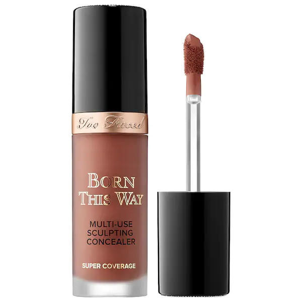 Too Faced Born This Way Super Coverage Concealer Sable