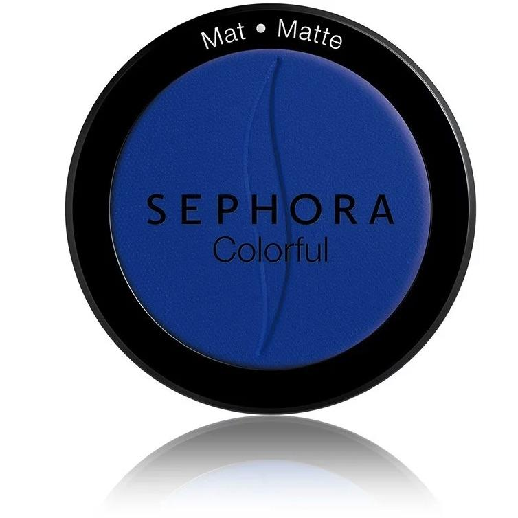 Sephora Colorful Eyeshadow Blue Lagoon No. 252