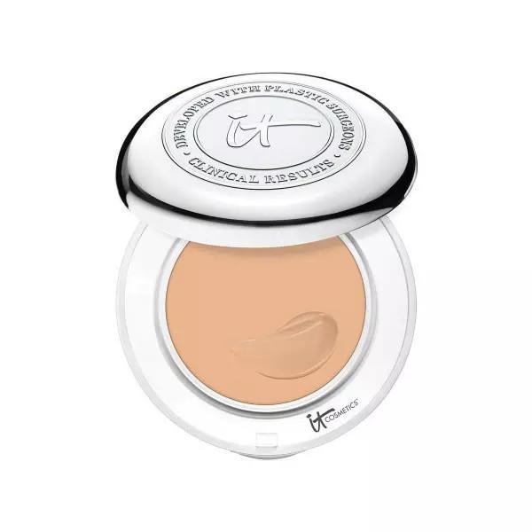 IT Cosmetics Confidence In A Compact SPF 50+ Medium Tan