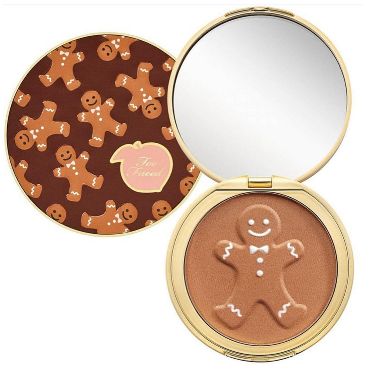 Too Faced Spicy Bronzer Gingerbread Tan