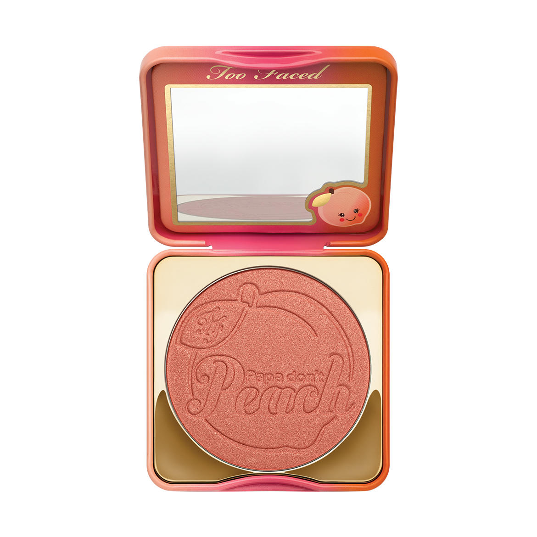 Too Faced Sweet Peach Blush Papa Don't Peach