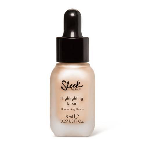 Sleek MakeUP Highlighting Elixir Illuminating Drops Champagne