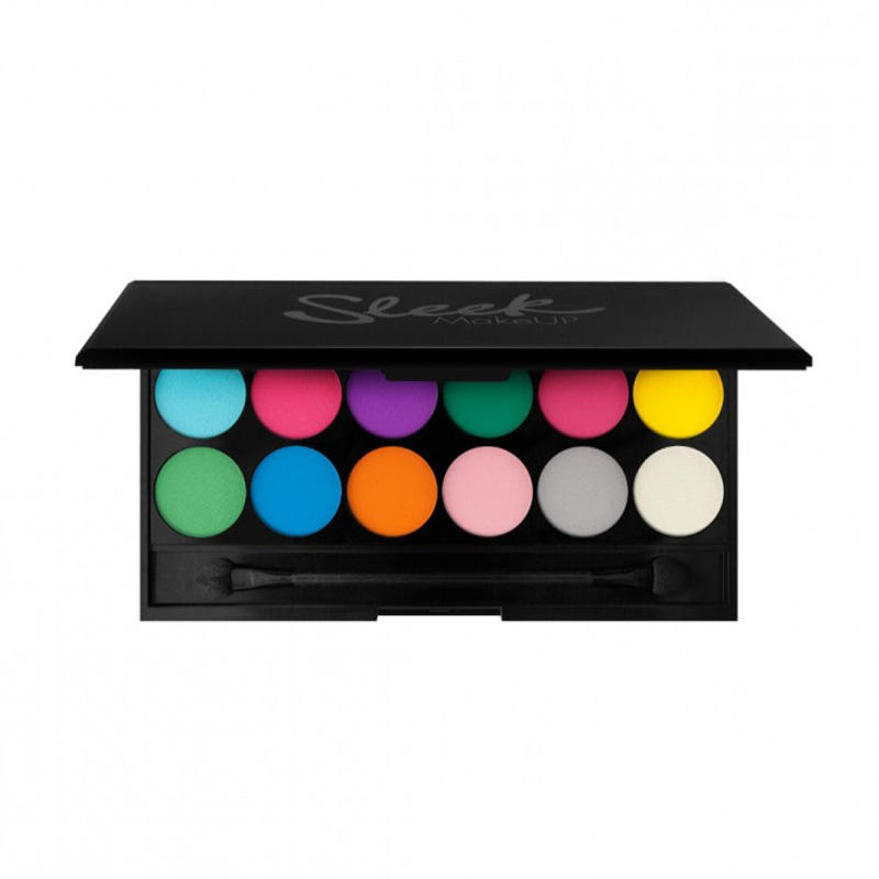 Sleek i-Divine Eyeshadow Palette Ultra Mattes V1 730