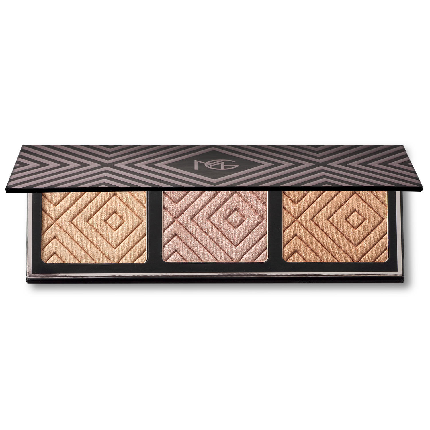 Makeup Geek Kathleen Lights Collection Highlighter Palette