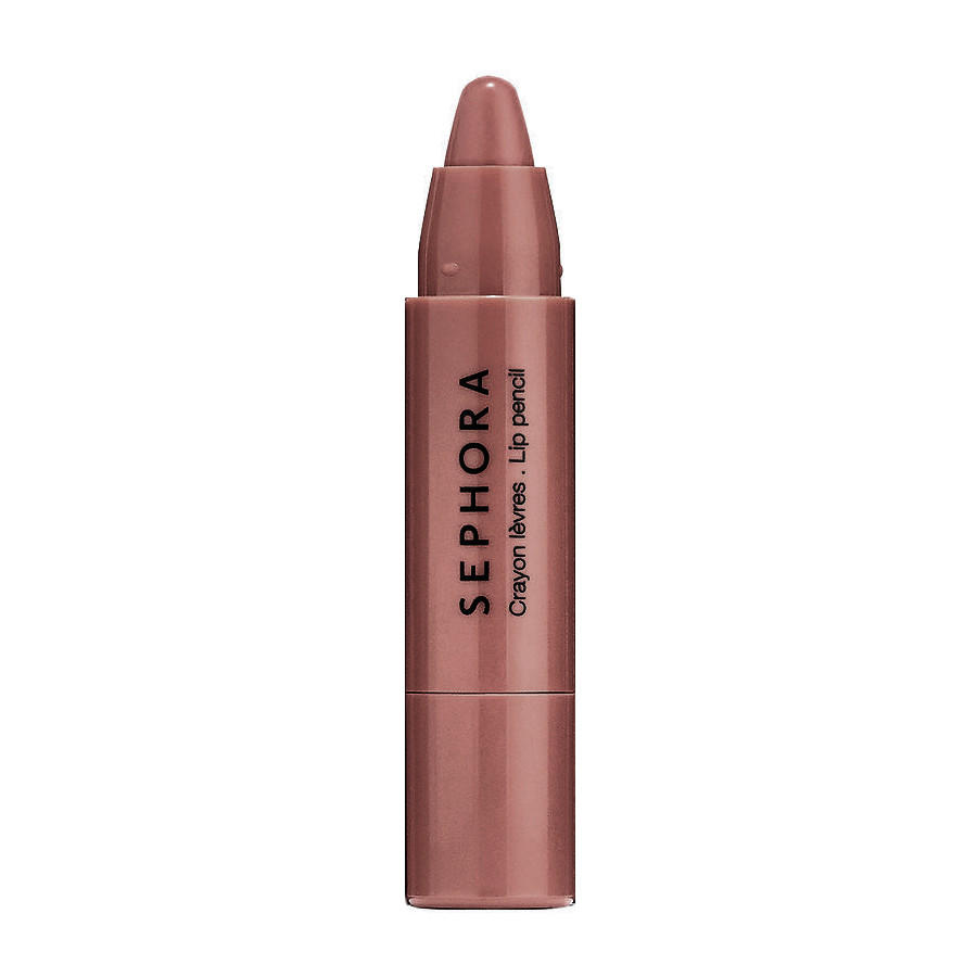 Sephora Paint the Town Nude Lip Pencil Chocolate 10