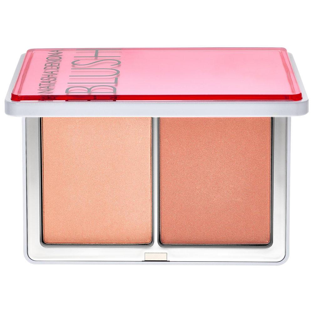Natasha Denona Blush Duo #18 Renee's Pastel Pink #19 Pink