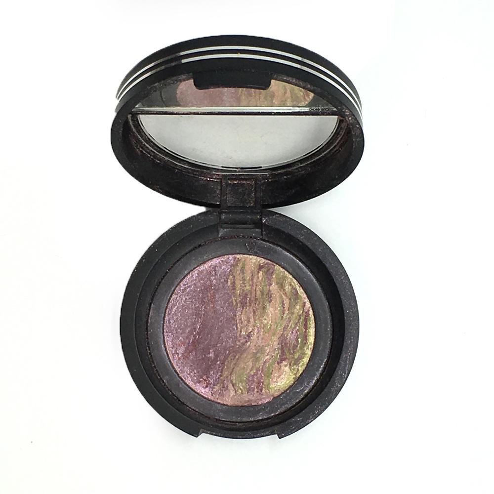 Laura Geller Baked Marble Eyeshadow Duo In Moonstone/ Pink Icing
