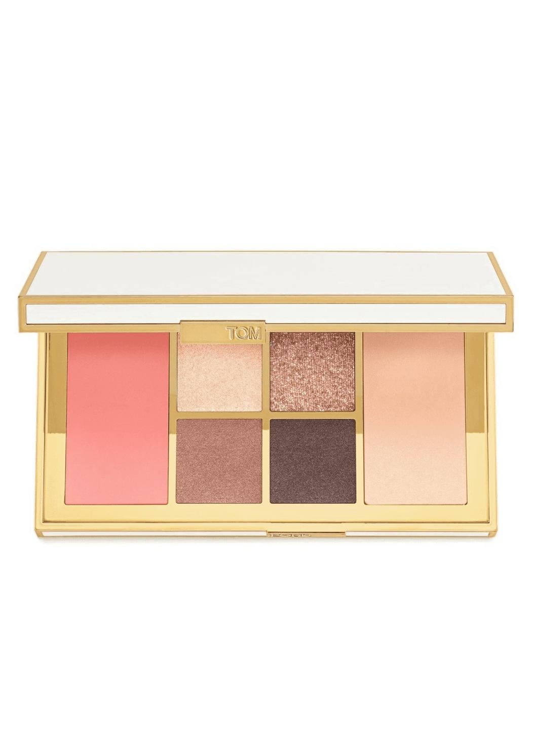 TOM FORD Soleil Eye and Cheek Palette Warm 02