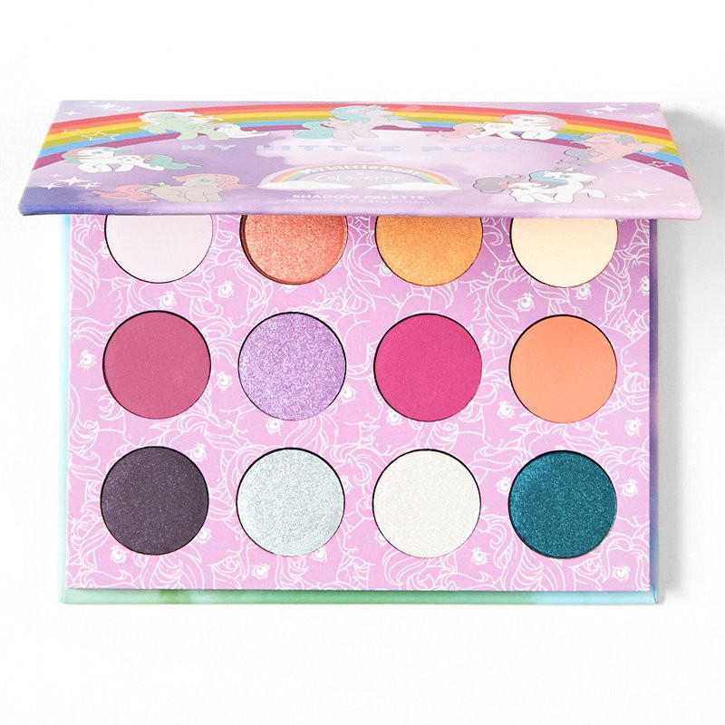 ColourPop Eyeshadow Palette My Little Pony Collection