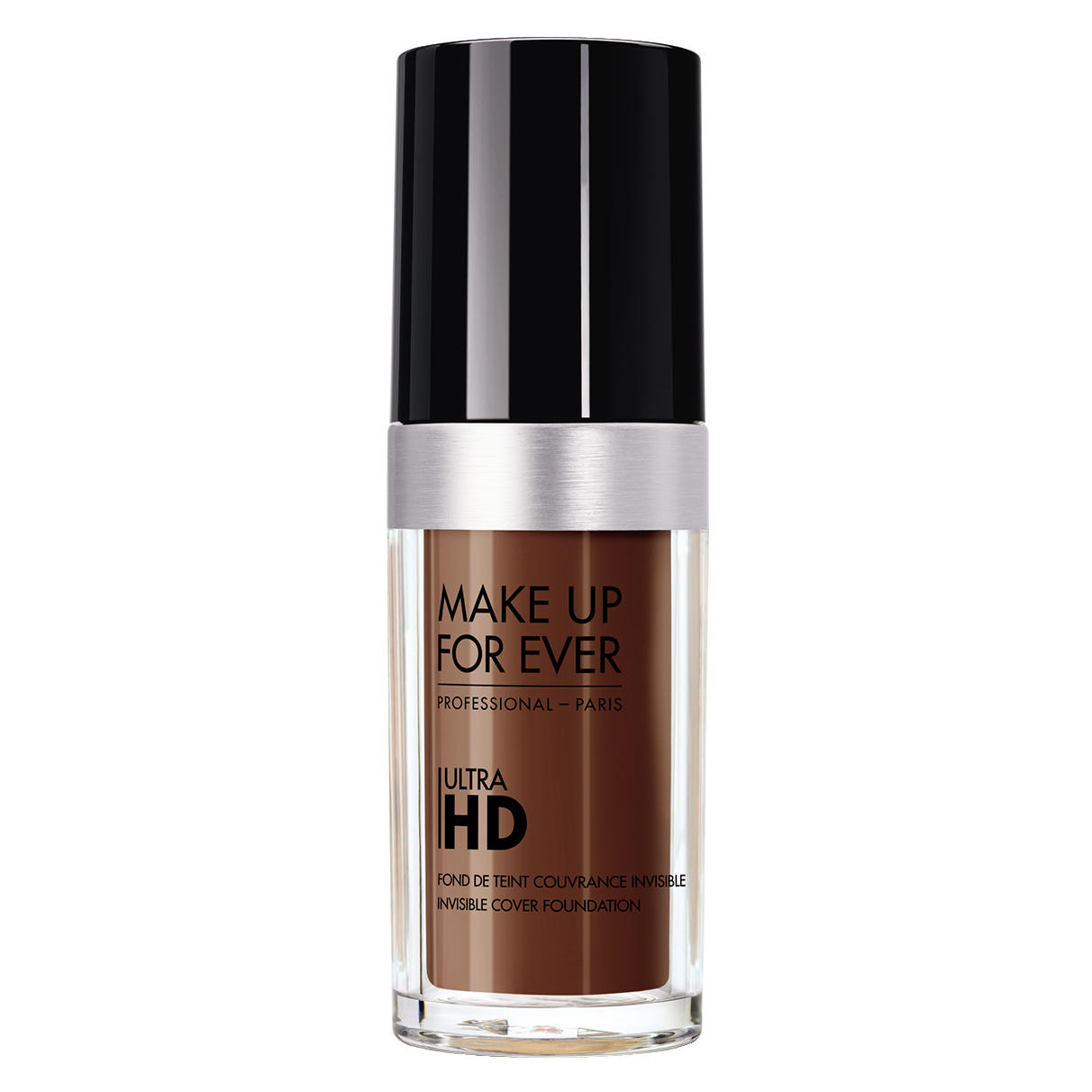 Makeup Forever Ultra HD Foundation Invisible Cover Foundation R550