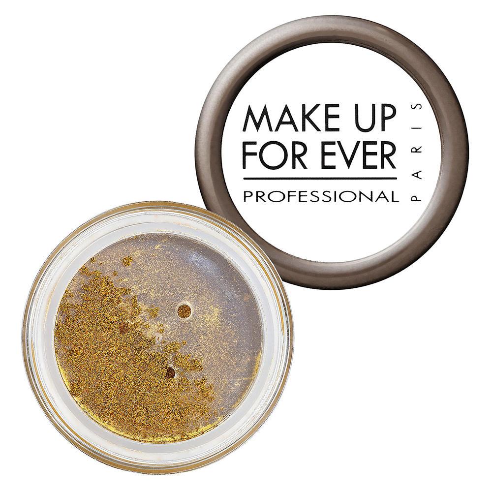Makeup Forever Metal Powder Eyeshadow Honey Gold 3