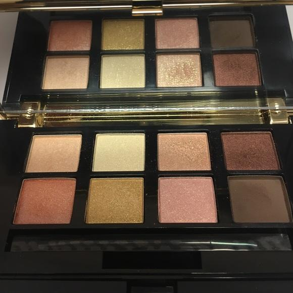 Sephora Luxe Noir Gold Eye Shadow Palette