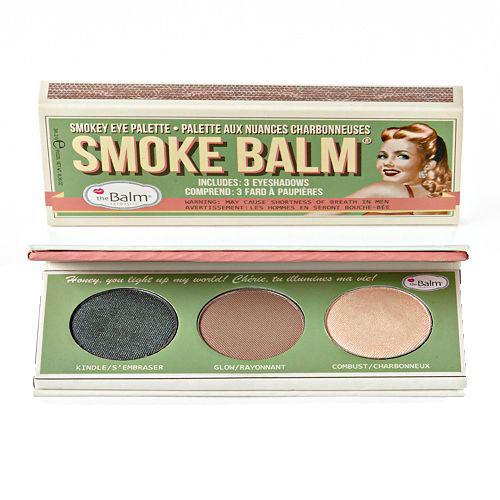 The Balm Smoke Balm Eye Palette 2
