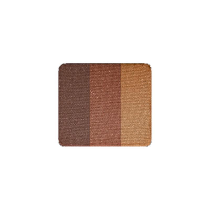 Inglot Eyeshadow Chocolate Rainbow Refill 117R