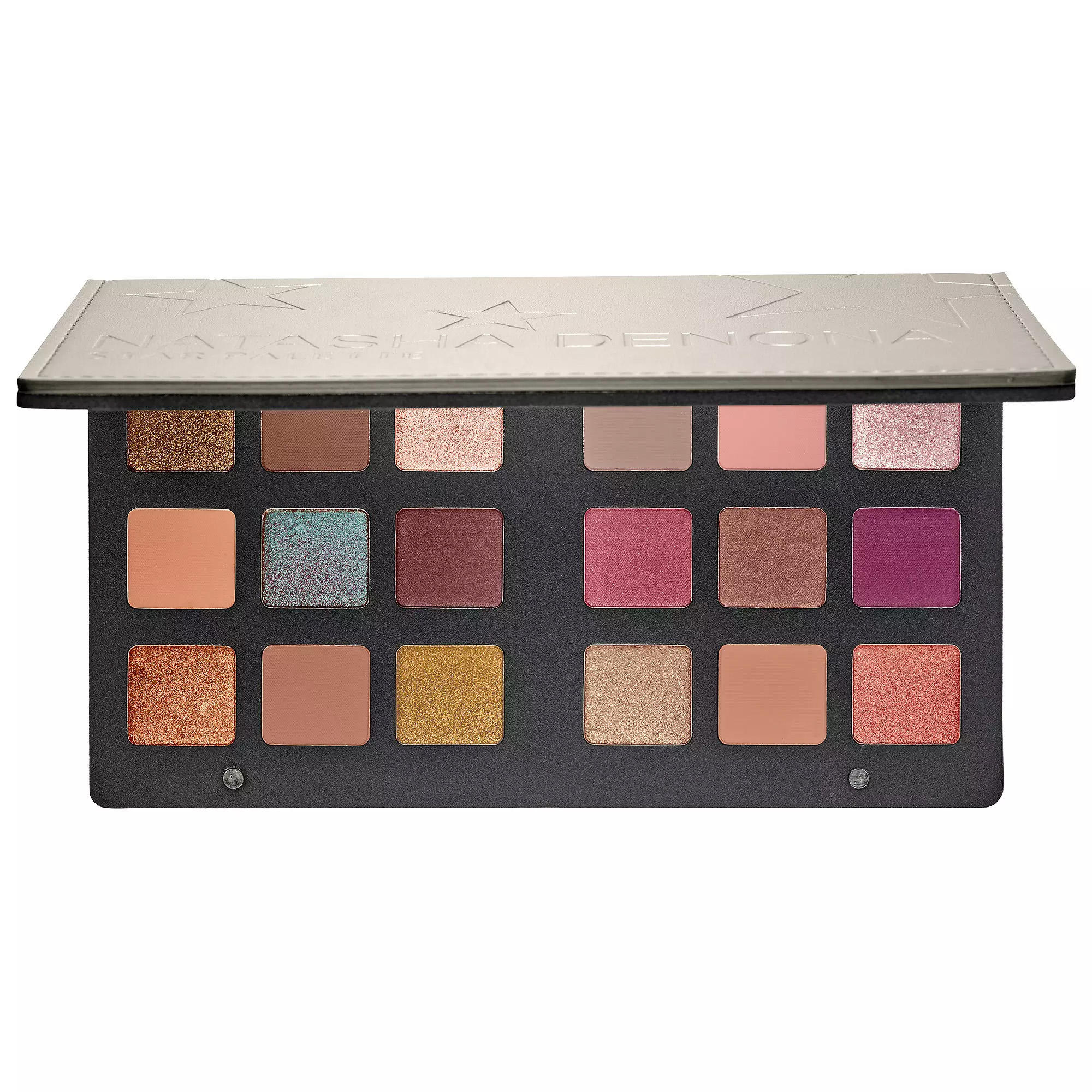 Natasha Denona Star Eyeshadow Palette * missing top right color *