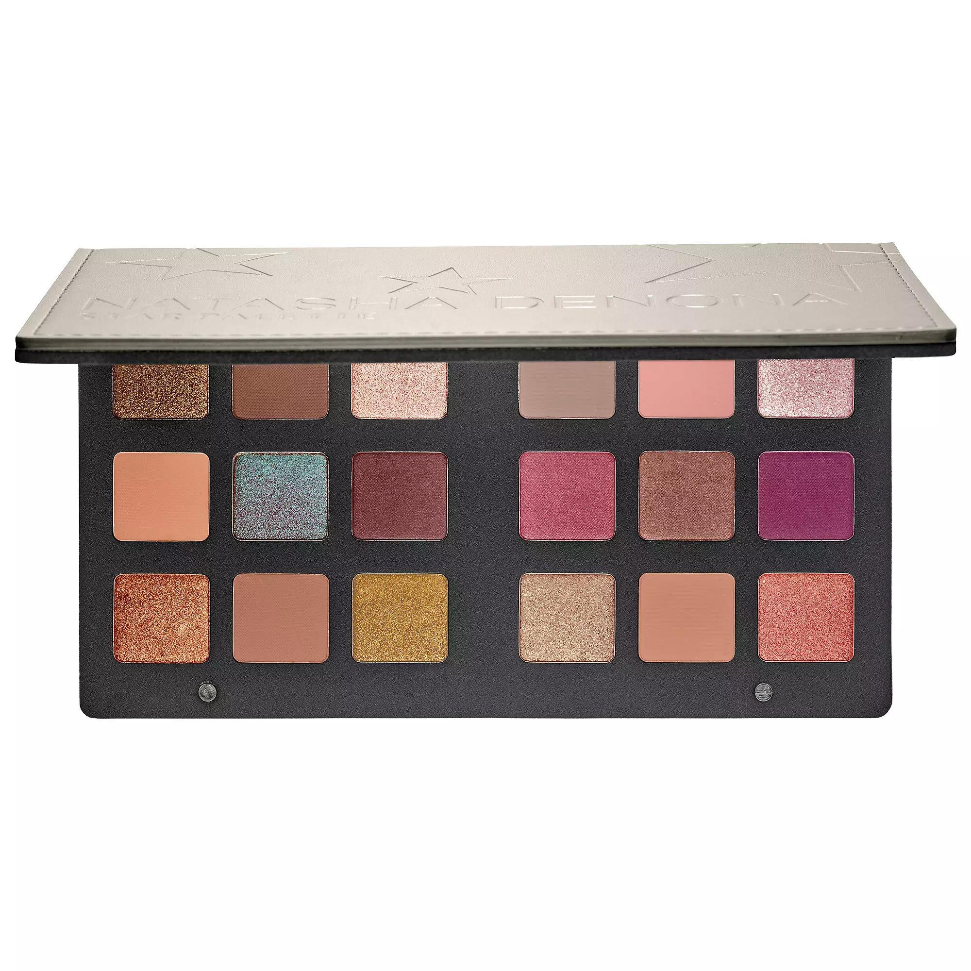 Natasha Denona Star Eyeshadow Palette * missing top right color *