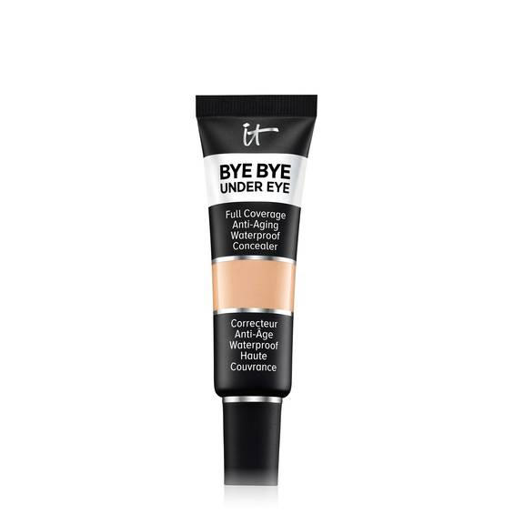 IT Cosmetics Bye Bye Under Eye Full Coverage Anti-Aging Waterproof Concealer Medium Warm 23.0