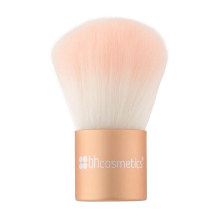 BH Cosmetics Mini Pink Kabuki Brush 36