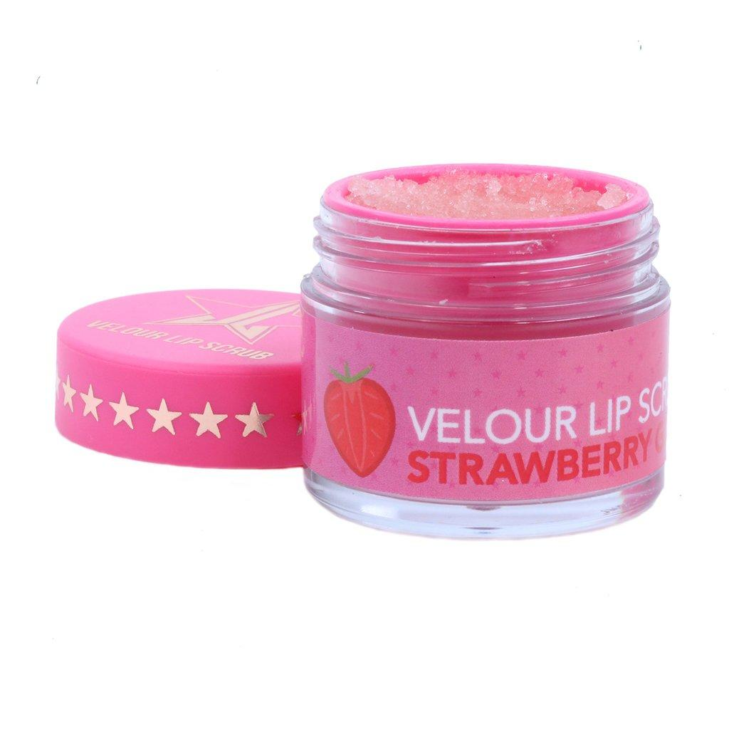 Jeffree Star Velour Lip Scrub Strawberry Gum