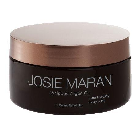 Jose Maran Whipped Moroccan Argan Oil Body Butter Sweet Cranberry