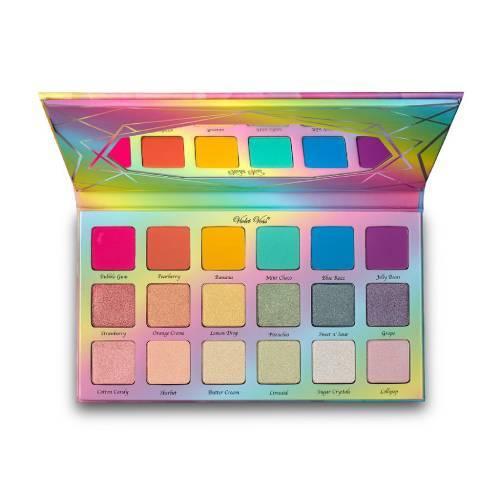 Violet Voss Sugar Crystals Pressed Pigment Palette