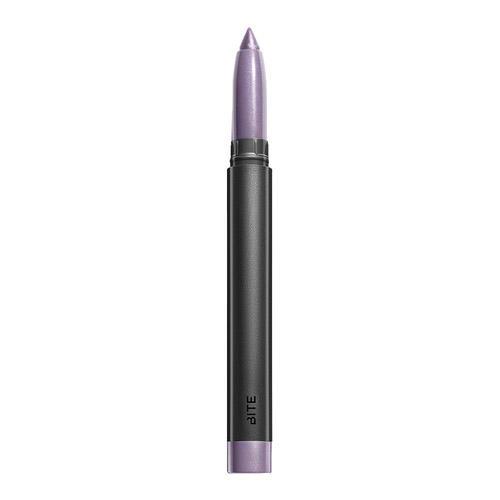 Bite Crystal Creme Shimmer Lip Crayon Violet Icing