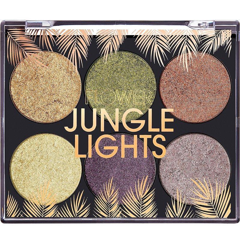 FLOWER Beauty Jungle Lights Palette