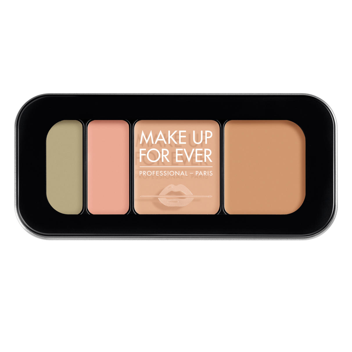 Makeup Forever Ultra HD Underpainting Color Correcting Palette Light 25