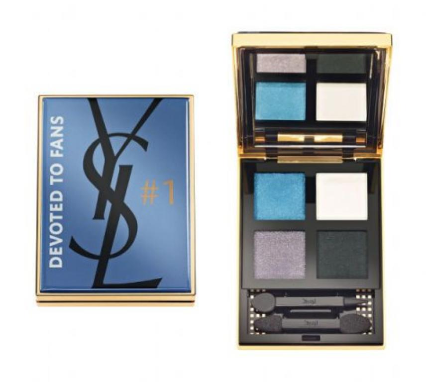 YSL Pure Chromatics Palette Facebook Collection