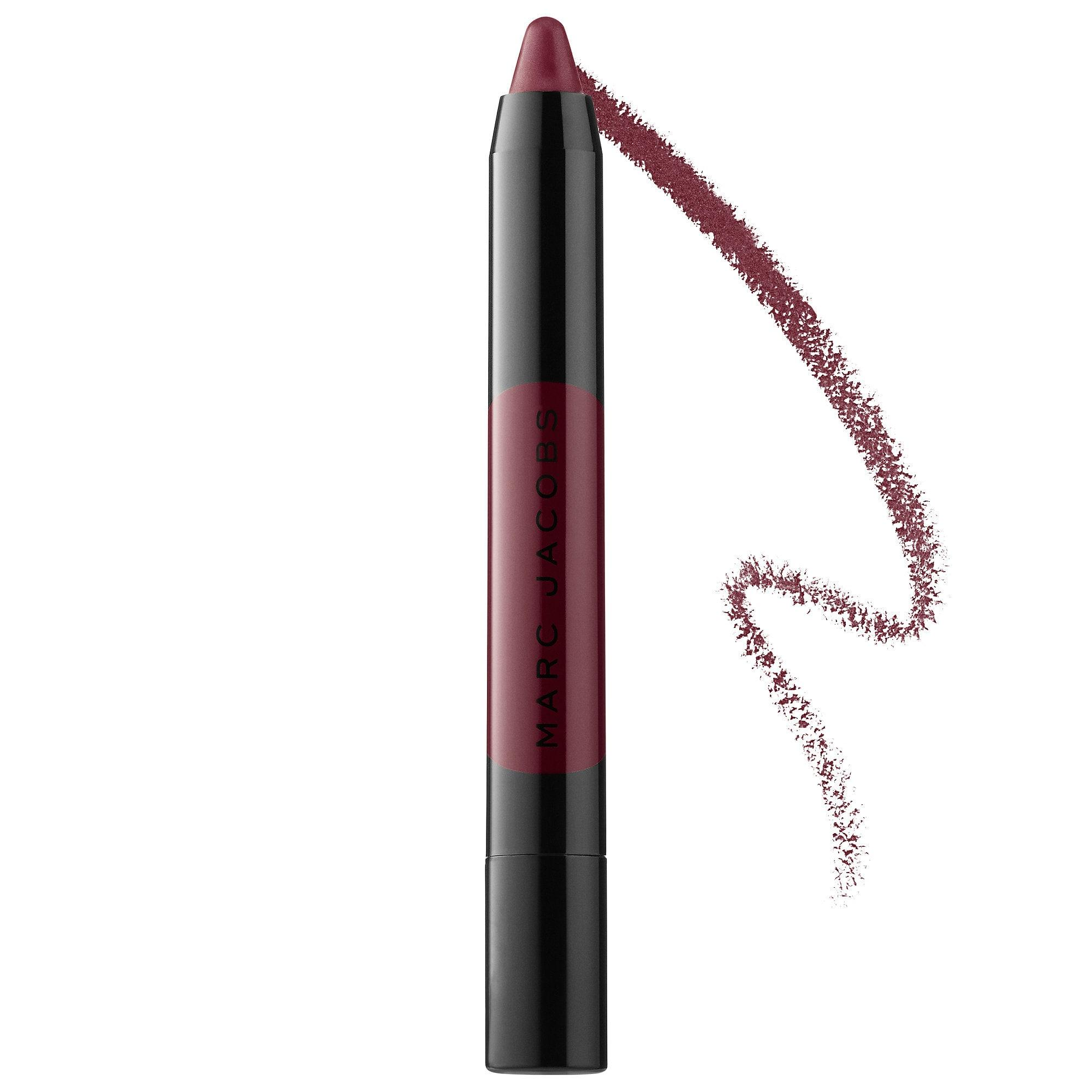 Marc Jacobs Beauty Le Marc Liquid Lip Crayon Merlot Blow