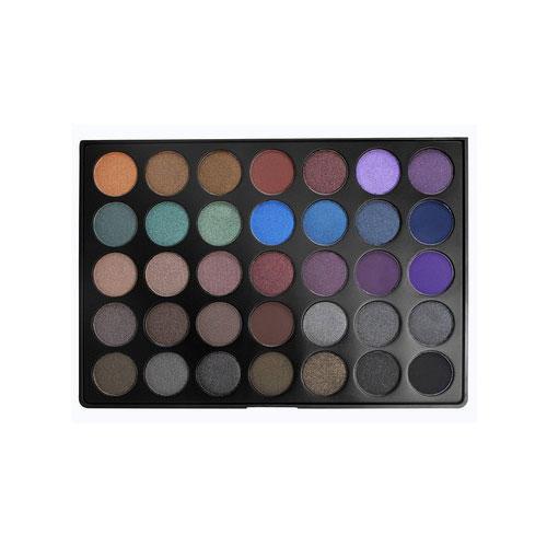 Morphe 35 Color Dark Smoky Palette 35D